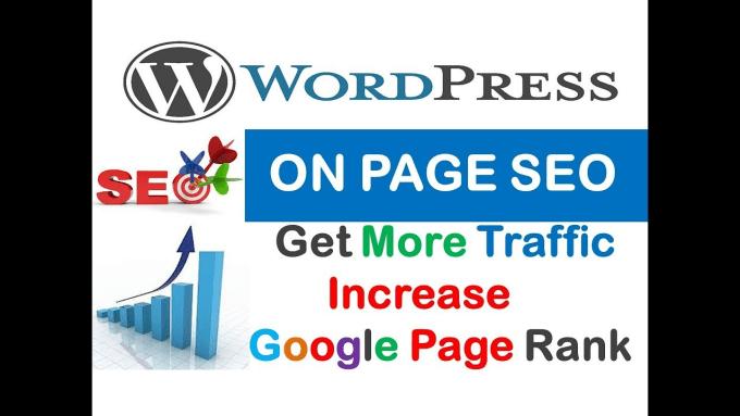 I will do wordpress on page SEO optimization, yoast plugin on page