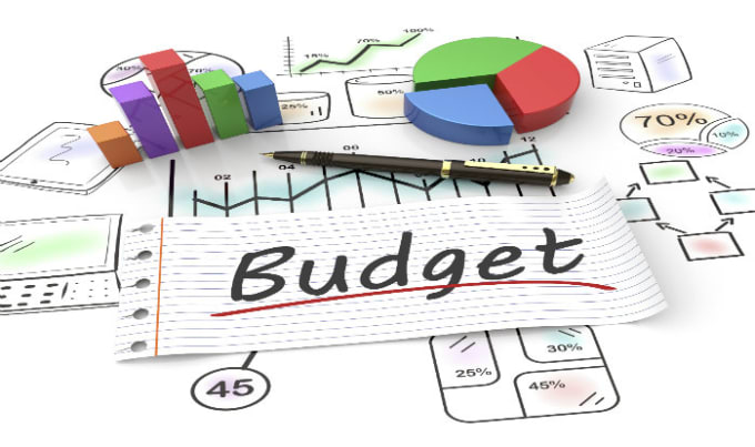 Create Easy Budget Template For You On Excel By Marianaserna