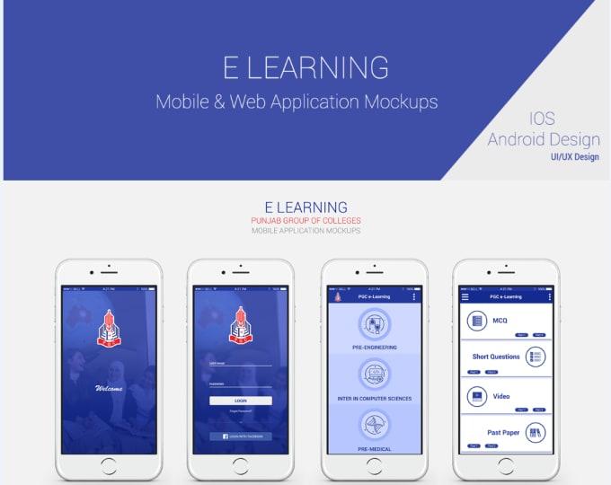 Make Your Mobile App And Website Design By Bilaldezigner