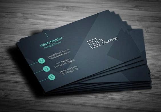 Design a nice business card by hankrasel design a nice business card colourmoves