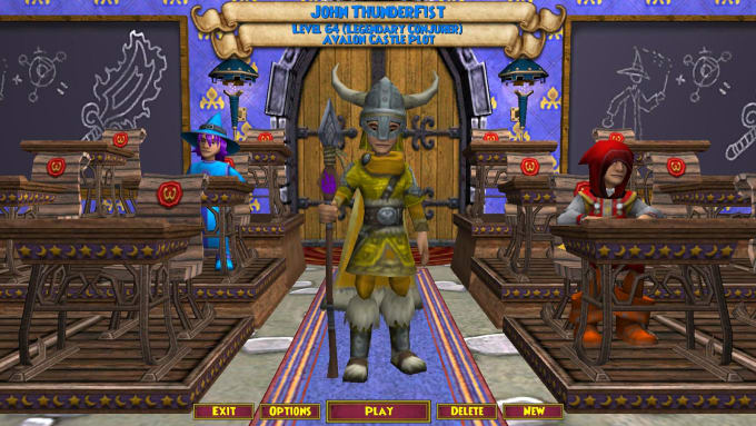 Help you level up quickly on wizard101 by Hassantrq09