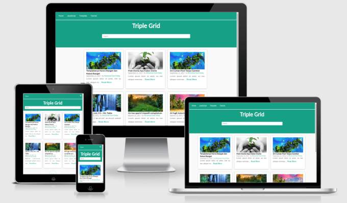 Redesign, customize, and edit your blogger template by Danilrafiqi