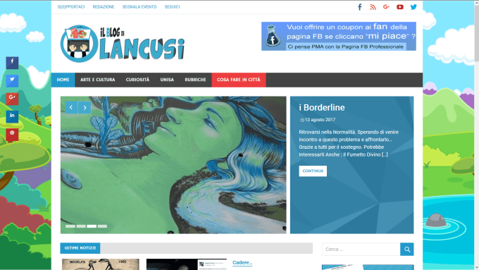 offer you a one year banner space on our blogs