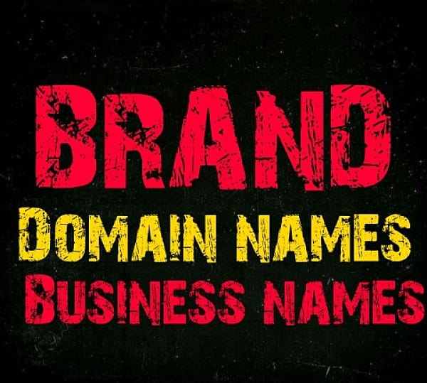 Brainstorm business name ideas or website domain names by Expert4seo1