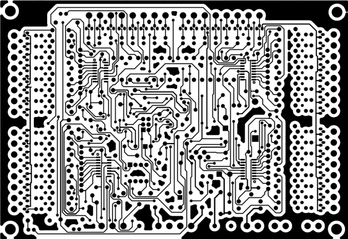 Do pcb layout design, library creation, symbol, and gerber by ...
