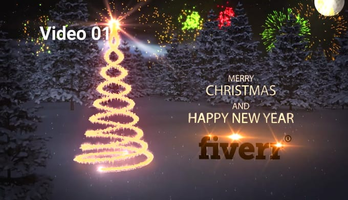Do outstanding 4 christmas greeting intro videos by lexdesign do outstanding 4 christmas greeting intro videos m4hsunfo