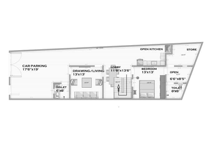 Make Floor Plan For Home By Sagarkhatri816