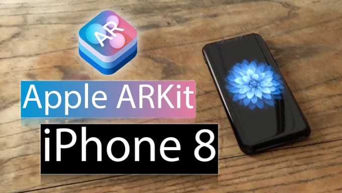 develop arkit apps using vision framework and coreml in scenekit with swift  4