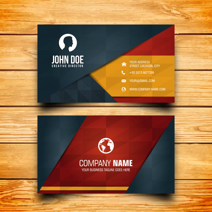 Design 4 stunning professional business cards with nrevisions by bininm design 4 stunning professional business cards with nrevisions colourmoves