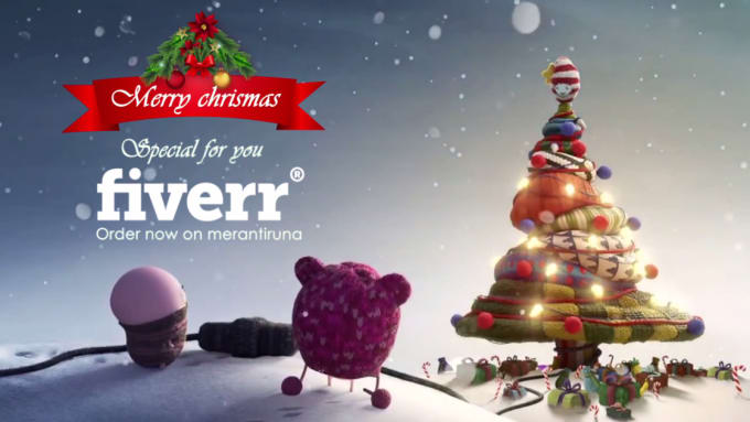create merry christmas wishes video greeting - Christmas Wishes Video