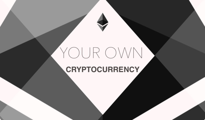 create your own coin on ethereum