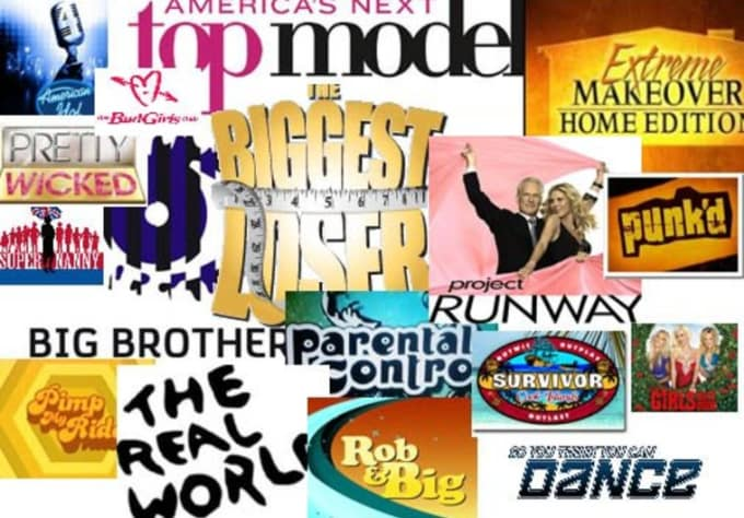reality tv shows 2 essay If a person turns their tv on in almost any country, most likely the channels will be filled with different kinds of reality shows this is no surprise, because this kind of tv program has become amazingly popular in recent decades.
