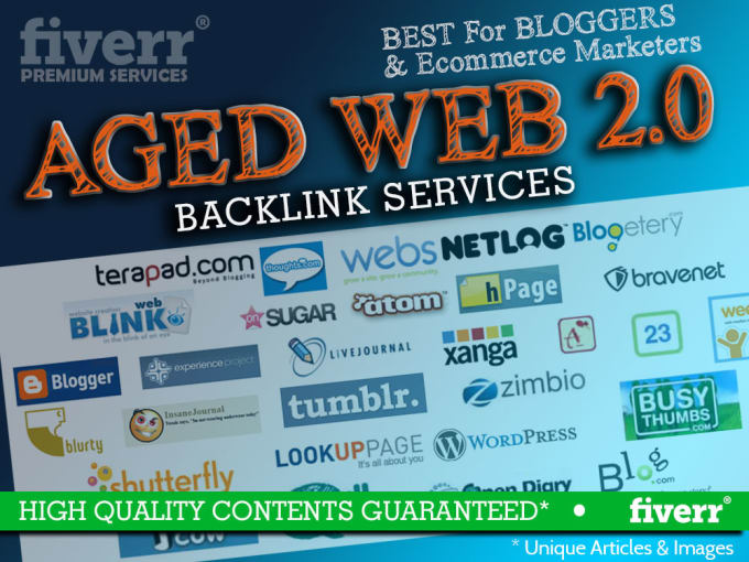 PBN seo high pr backlinks Create 20 Blog Network with niche related articles