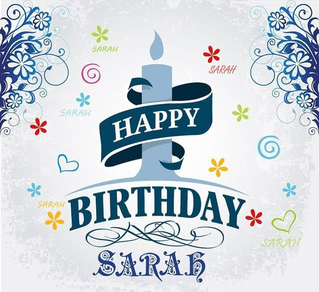 f09c1a5b37e0 I will create customized poster birthday card or illustration with your  message