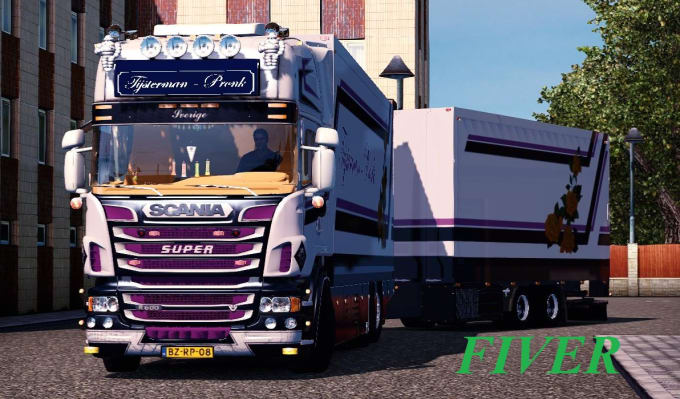 provide euro truck simulator 2 ets2 mods
