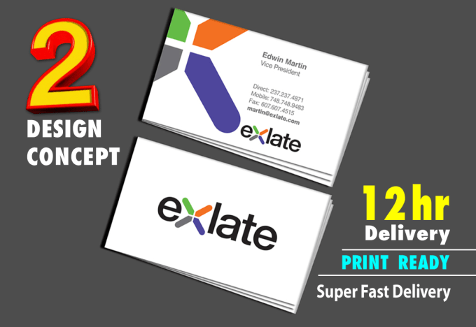 Do business card design professionally by printingdesign do business card design professionally reheart Images