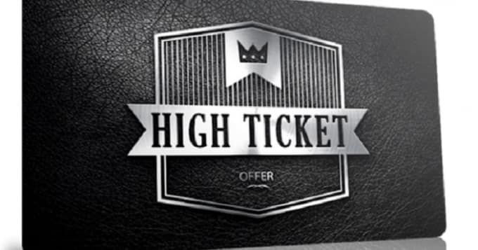 Risultati immagini per high ticket