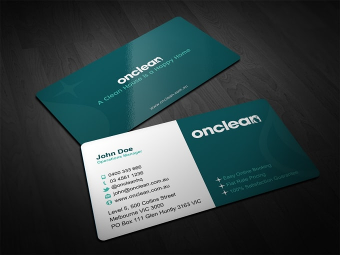 Do professional business card design by bendaoudmohamed do professional business card design reheart Images