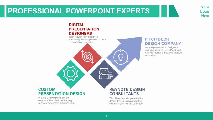 create fabulous presentation design by muzamil khn