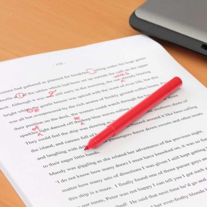 Custom coursework writing/editing