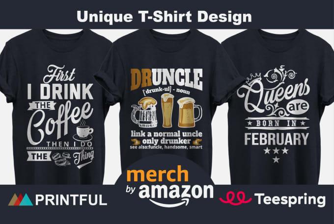create t shirt design