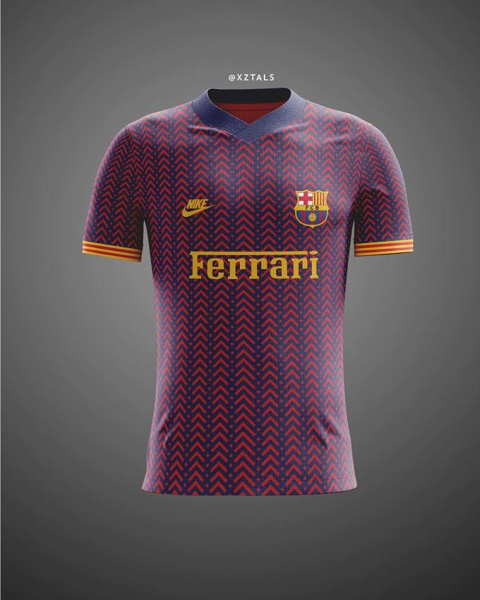 I will created football shirts for best club custom for Custom car club shirts