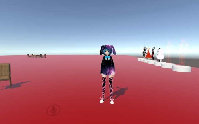 Particle Effects Vrchat