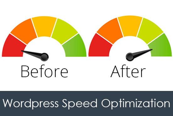 I will do wordpress speed optimization and boost wordpress speed