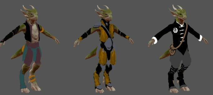 create vrchat avatar for you