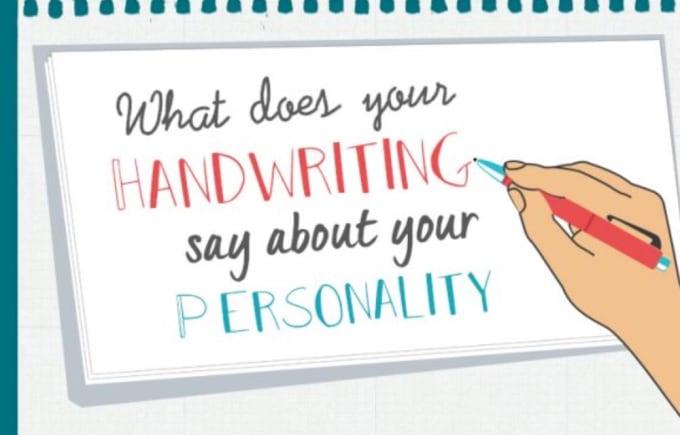 handwriting reveals personality traits