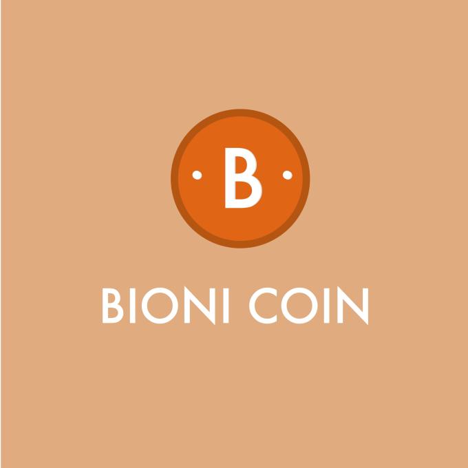 do a cryptocurrency coin, ico, token logo design