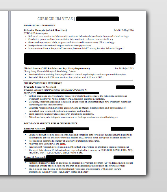 Edit Cv And Sop For Graduate School Applications By Shinerteh12