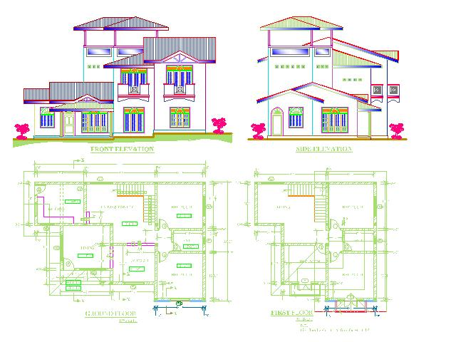 Design Your 2d Floor Plan By Autocad From Hand Sketches Pdf Images