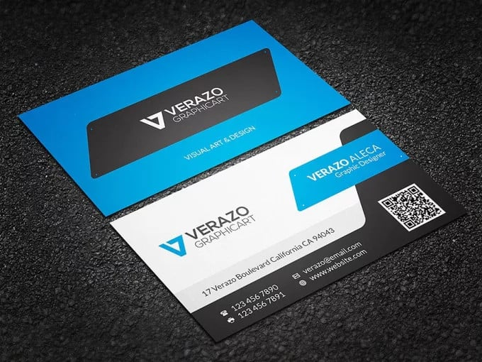 Design a shiny business card by techweirddesign design a shiny business card colourmoves