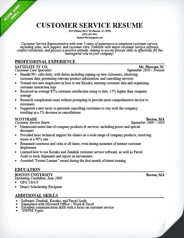 create a professional resume and a cover letter to make you easily