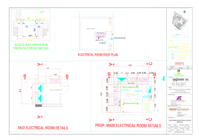 Make auto cad drawings convert pdf into diff format by Abubakarqu