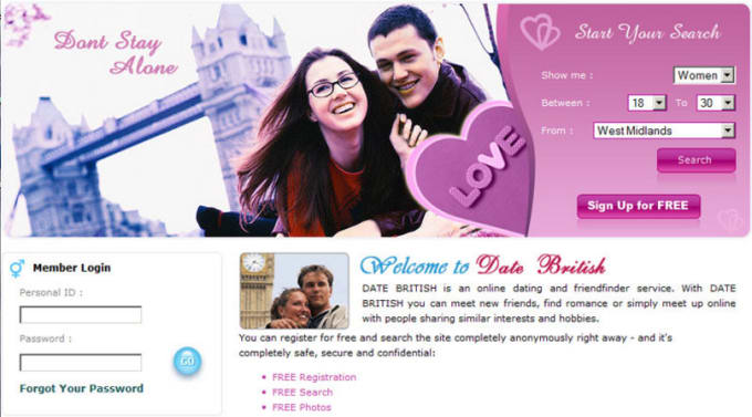 Really free online dating site