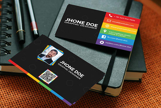 Design Amazing And Unique Business Card In 24 Hours By Nowrinzahan100
