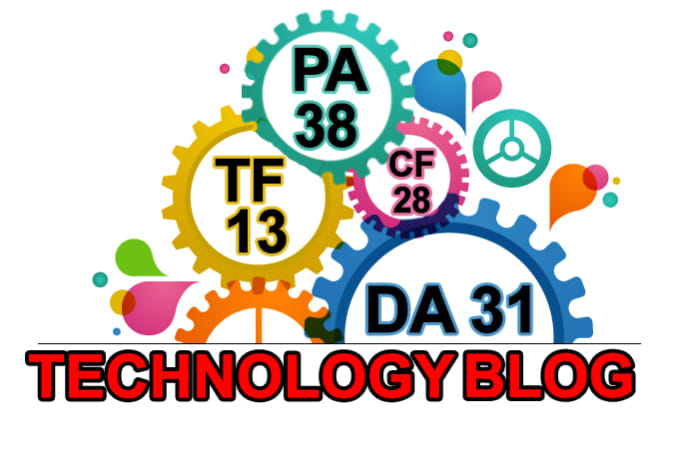 submit a guest post on da 30 quality tech blog