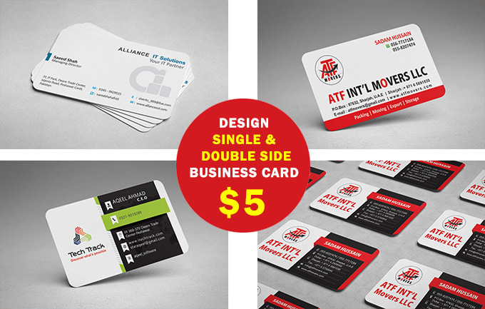 Design a professional business card and stationery by adiafridi22 design a professional business card and stationery colourmoves