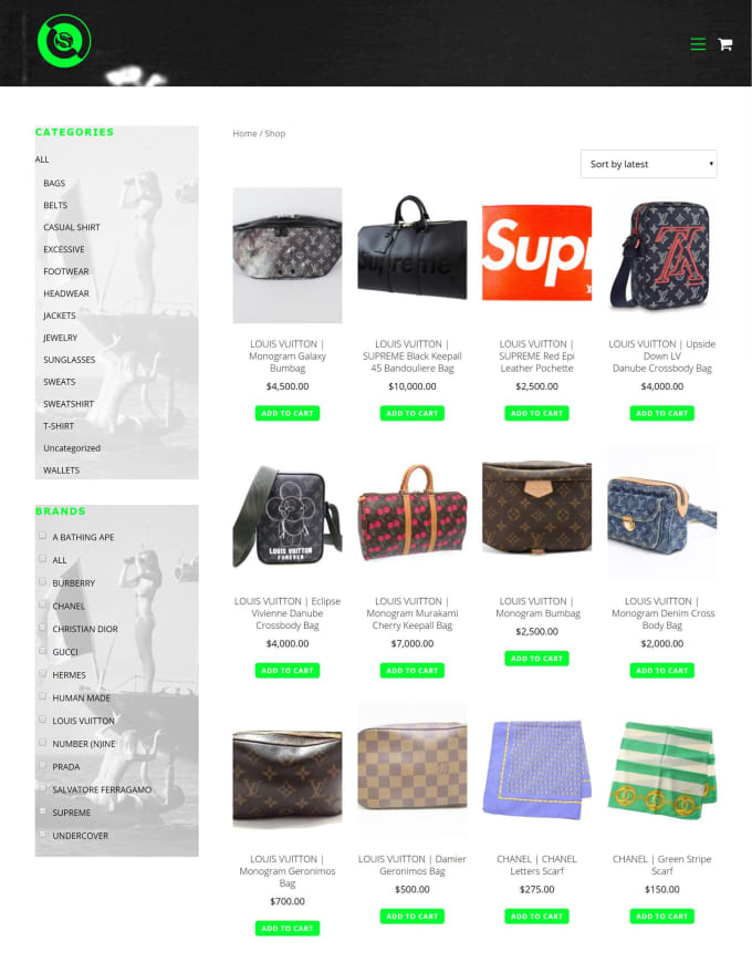 do aliexpress dropshipping website, ecommerce dropshipping store by  woocommerce