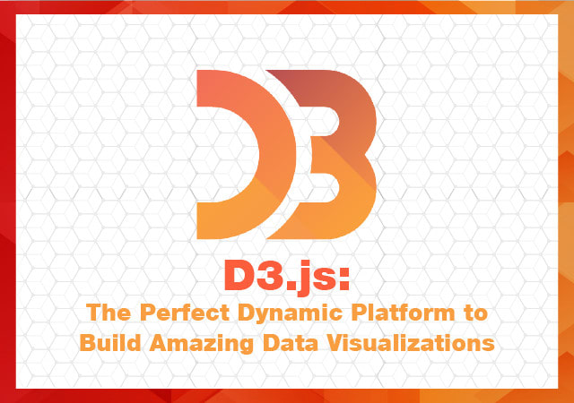 create any data visualization graphs using d3 js