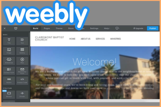 ashjoubert : I will create a basic, free weebly website for $10 on  www fiverr com