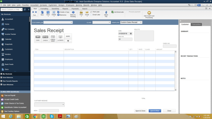 aakashmuhammad : I will provide bookeeping and data entry in quickbooks for  $10 on www fiverr com