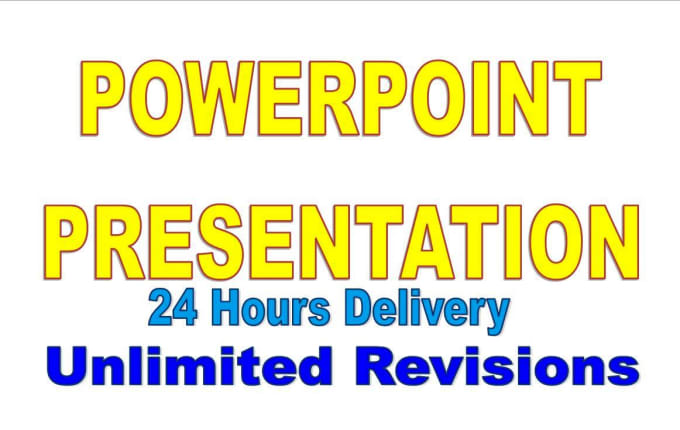 make a powerpoint presentation for science related topics