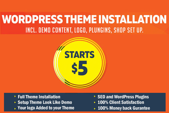 install wordpress or upload website to cpanel
