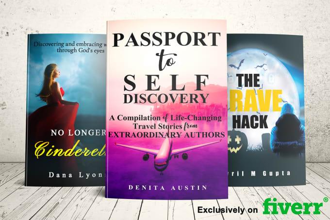 create book cover design and ebook cover design