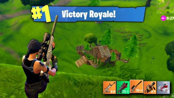 i will play fortnite battle royale and maybe win for you - fortnite victory royale images