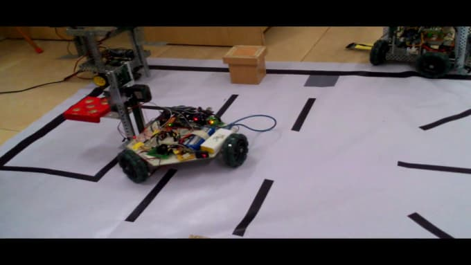 programming android python and roboics