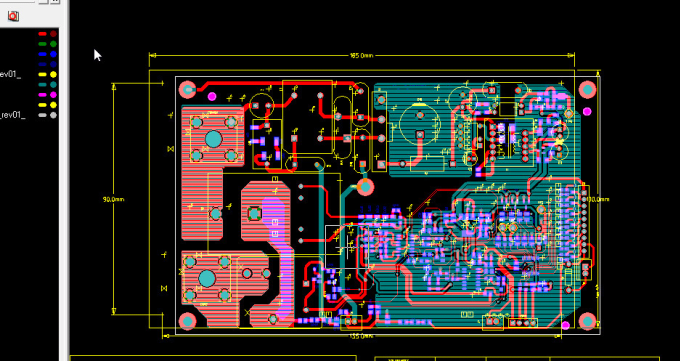 Pcb cad cam,design for manufacturing by Anandsalasirius